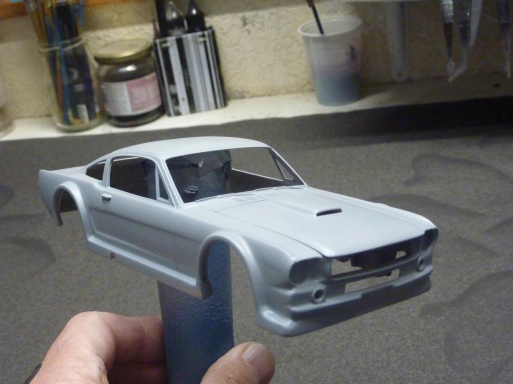 Projet 2eme Mustang gt 350 version racing fictive terminée P1480525