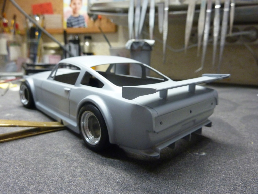 Projet 2eme Mustang gt 350 version racing fictive terminée P1480526