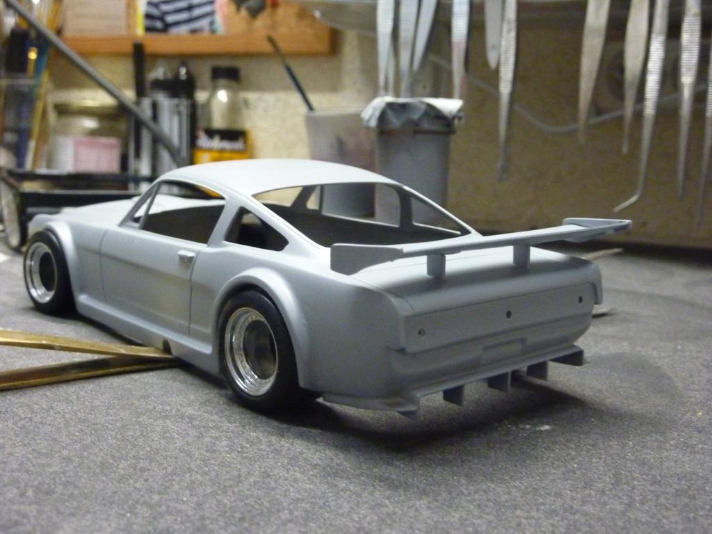 Projet 2eme Mustang gt 350 version racing fictive terminée P1480527