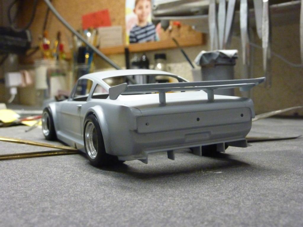 Projet 2eme Mustang gt 350 version racing fictive terminée P1480529