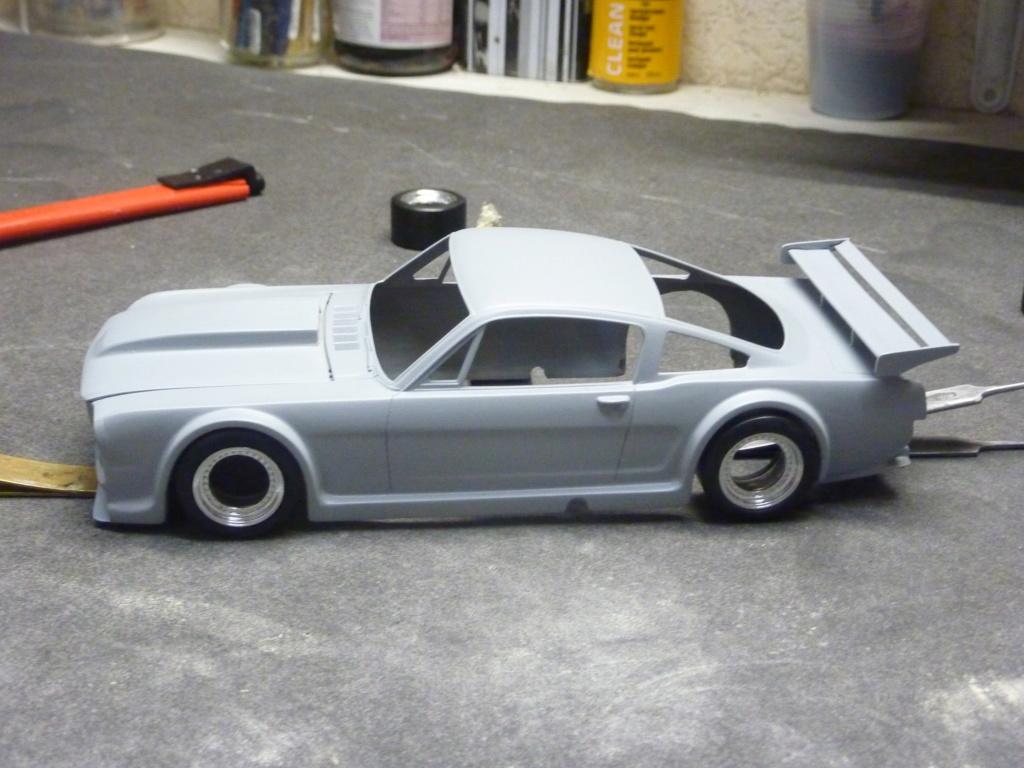 Projet 2eme Mustang gt 350 version racing fictive terminée P1480535