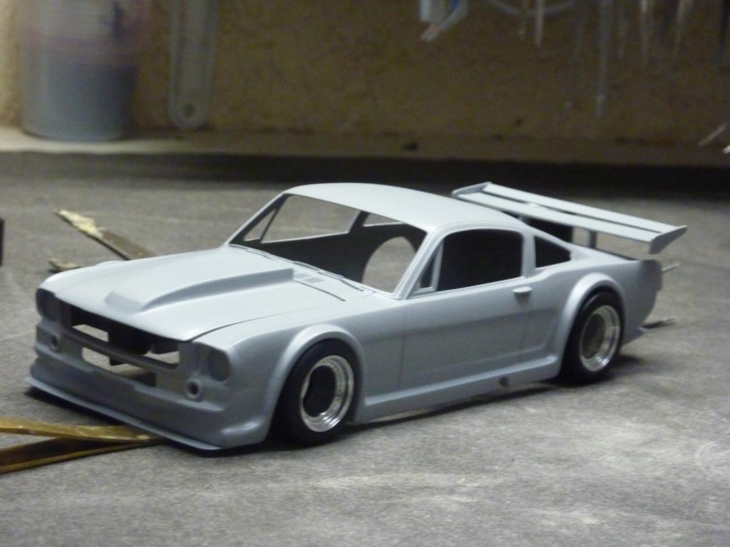 Projet 2eme Mustang gt 350 version racing fictive [TERMINE] P1480537