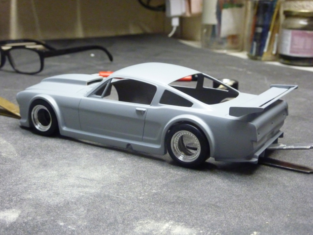 Projet 2eme Mustang gt 350 version racing fictive [TERMINE] P1480538