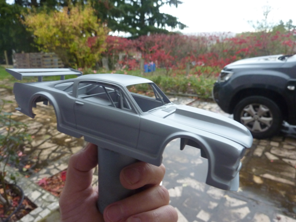 Projet 2eme Mustang gt 350 version racing fictive terminée P1480546