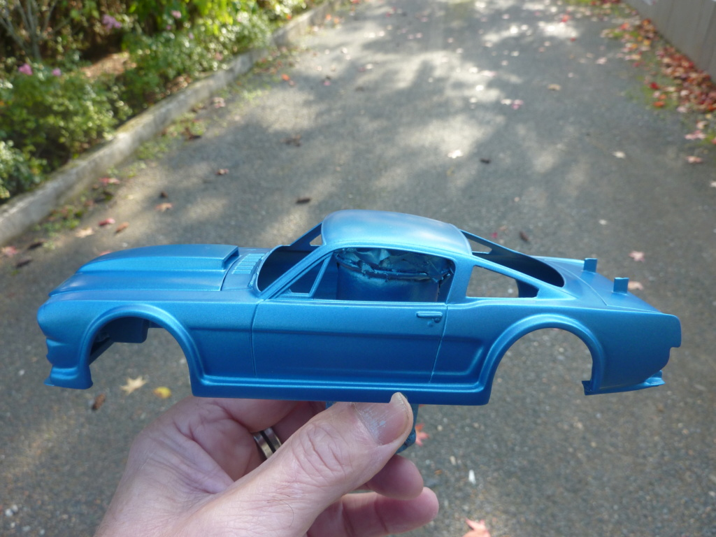 Projet 2eme Mustang gt 350 version racing fictive [TERMINE] - Page 2 P1480550