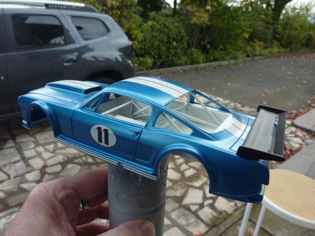 Projet 2eme Mustang gt 350 version racing fictive [TERMINE] - Page 2 P1480559