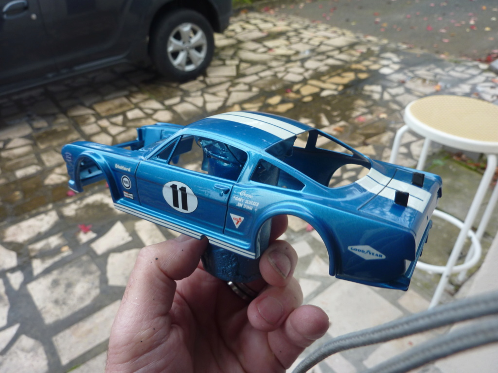 Projet 2eme Mustang gt 350 version racing fictive [TERMINE] - Page 3 P1480613
