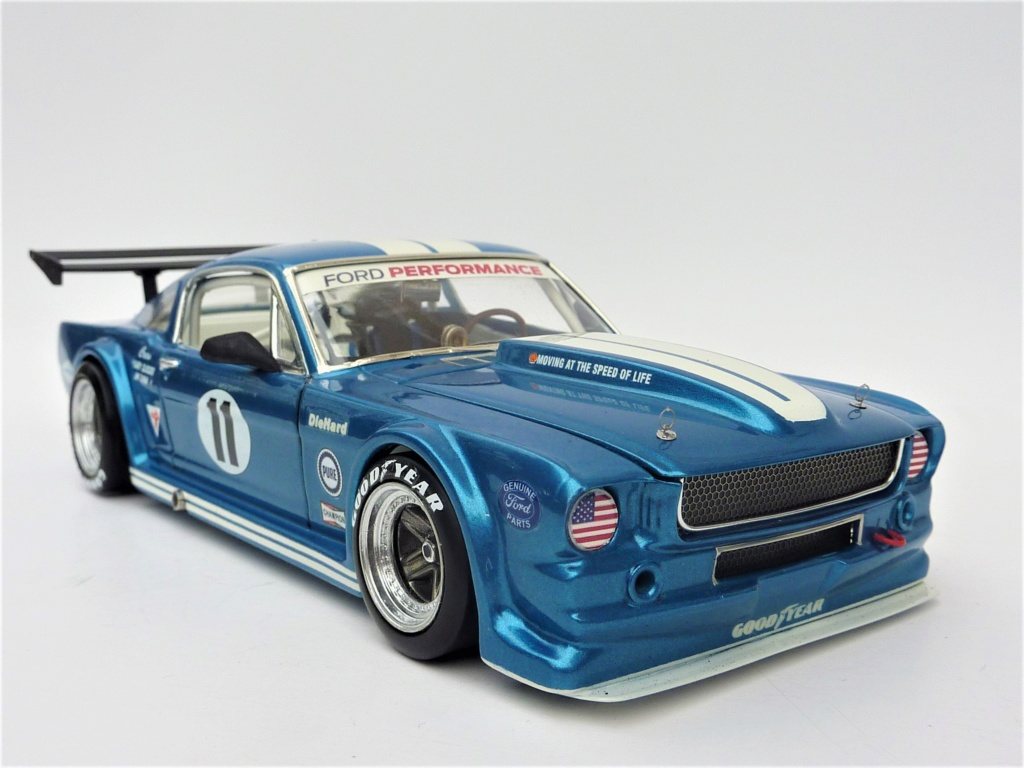 Projet 2eme Mustang gt 350 version racing fictive [TERMINE] - Page 3 P1480620