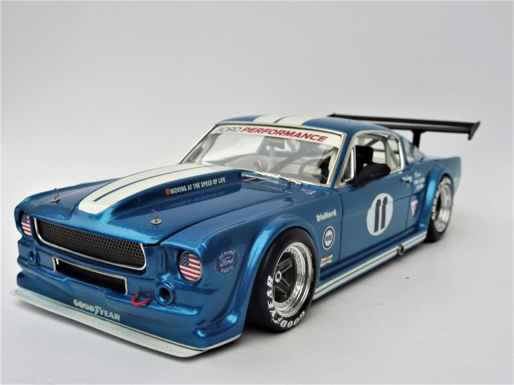 Projet 2eme Mustang gt 350 version racing fictive [TERMINE] - Page 3 P1480625