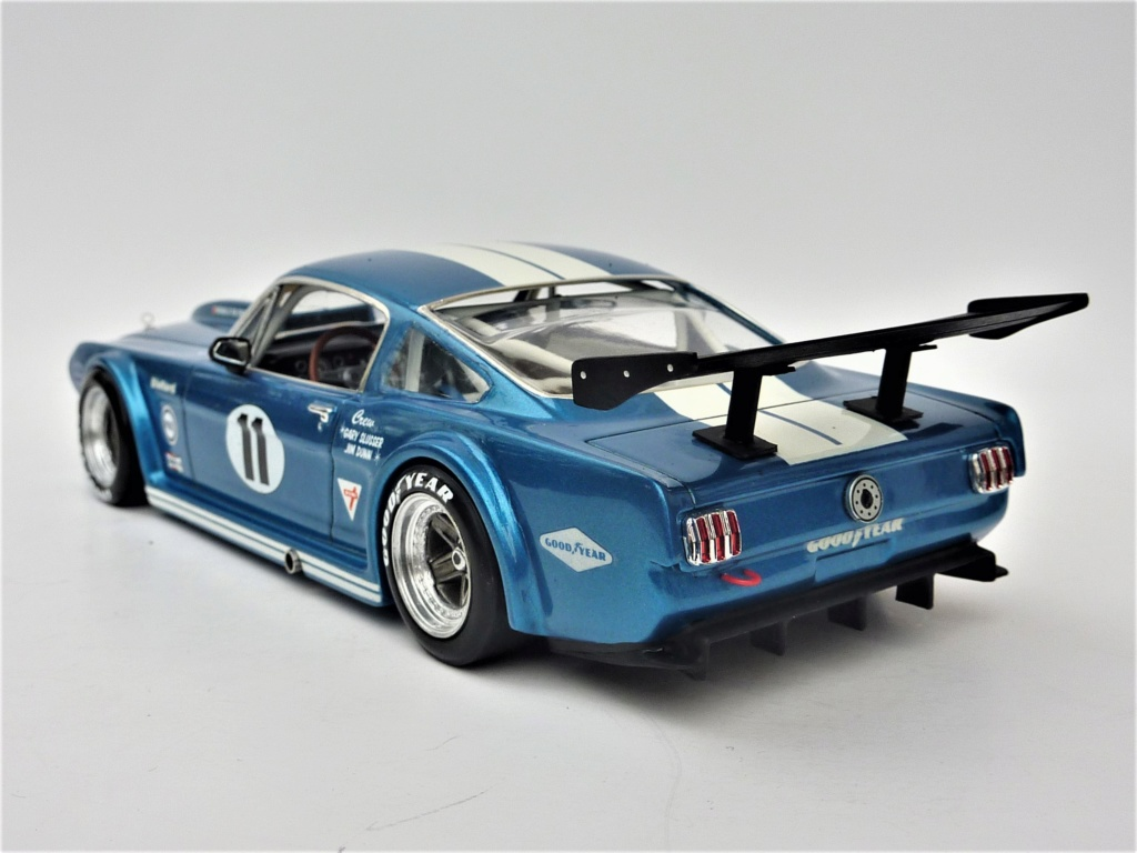 Projet 2eme Mustang gt 350 version racing fictive [TERMINE] - Page 3 P1480626