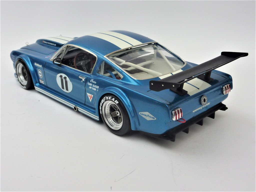 Projet 2eme Mustang gt 350 version racing fictive [TERMINE] - Page 3 P1480627