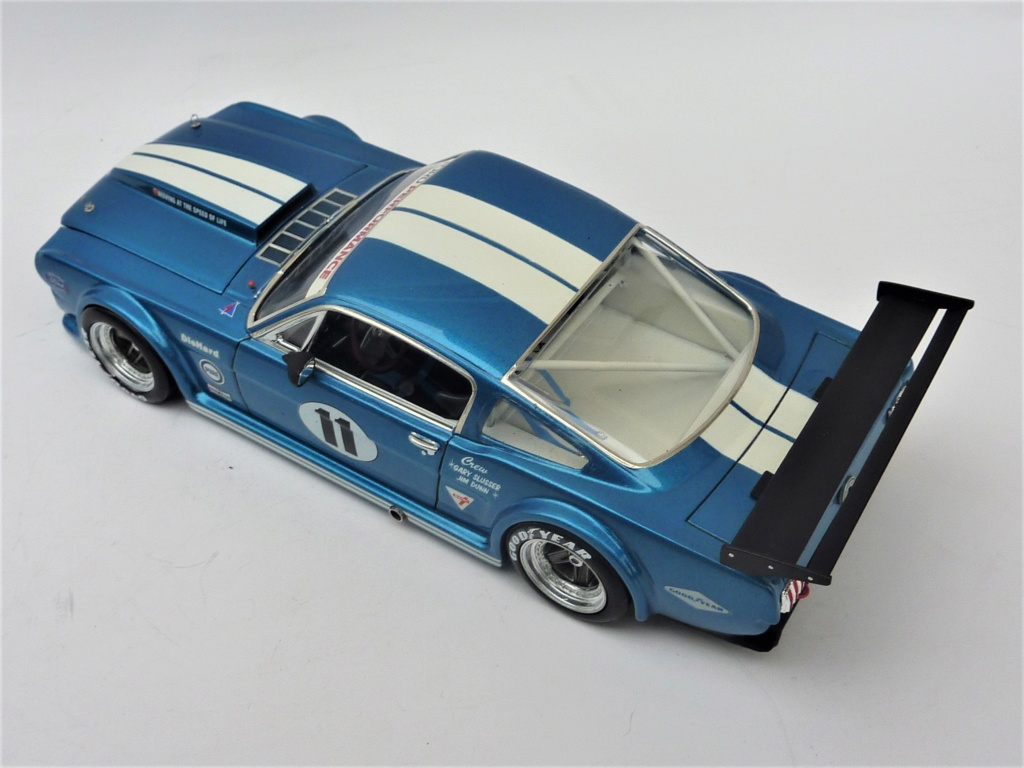 Projet 2eme Mustang gt 350 version racing fictive [TERMINE] - Page 3 P1480628