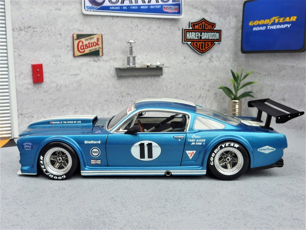 Projet 2eme Mustang gt 350 version racing fictive [TERMINE] - Page 3 P1480635
