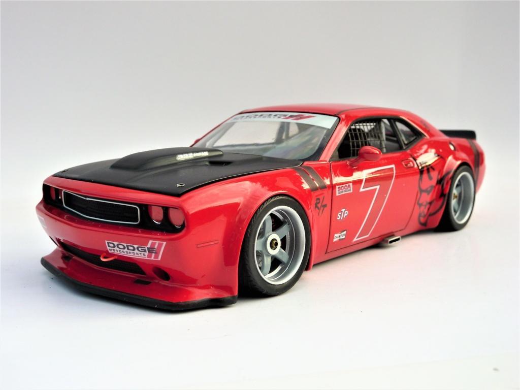 Dodge Challenger 2013 racing terminée  Photo100