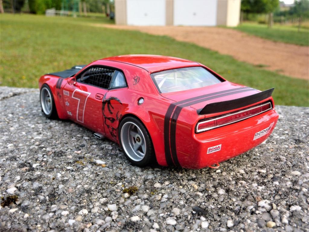 Dodge Challenger 2013 racing terminée  Photo103