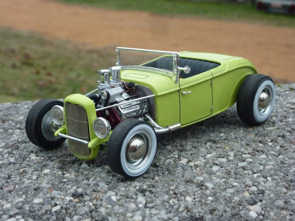 Ford 32 Roadster  Photo237