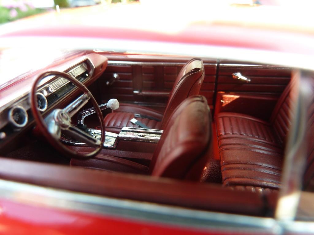 Oldsmobile 442 1967 terminée Photo394
