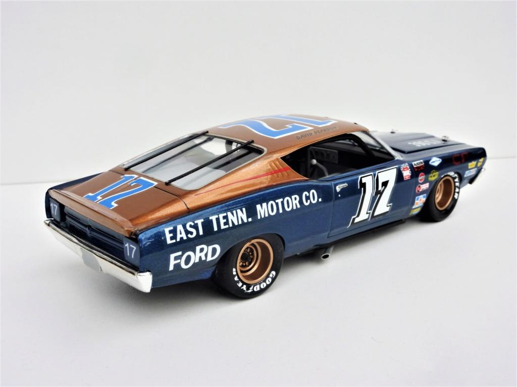 Restauration Ford torino cobra 68 nascar terminée Photo399