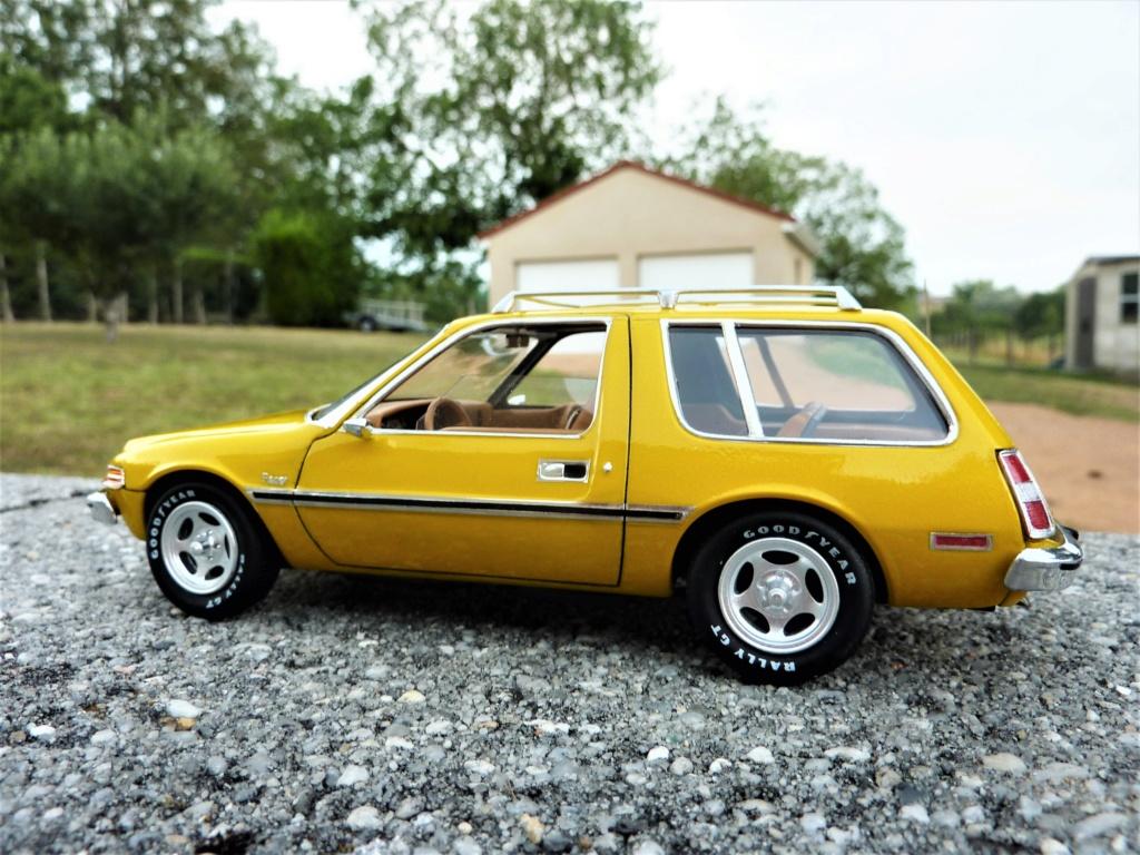 amc pacer wagon 77 terminée  Photo526