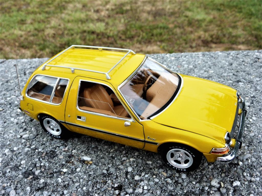 amc pacer wagon 77 terminée  Photo529