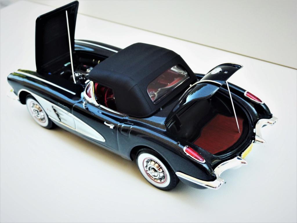 Corvette 1958 terminée Photo531
