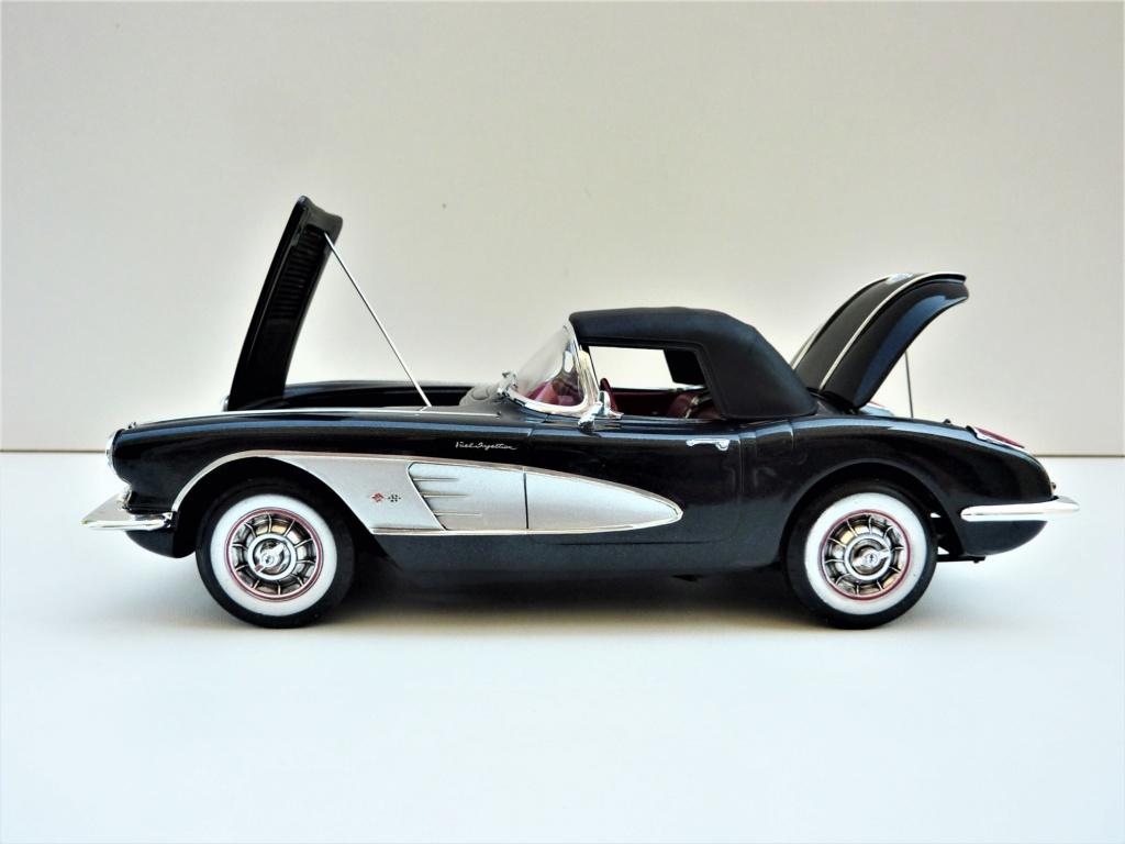 Corvette 1958 terminée Photo532