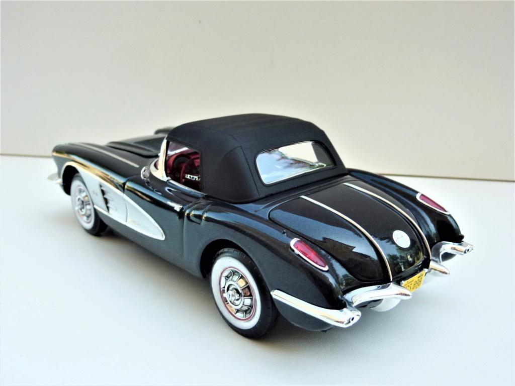 Corvette 1958 terminée Photo533