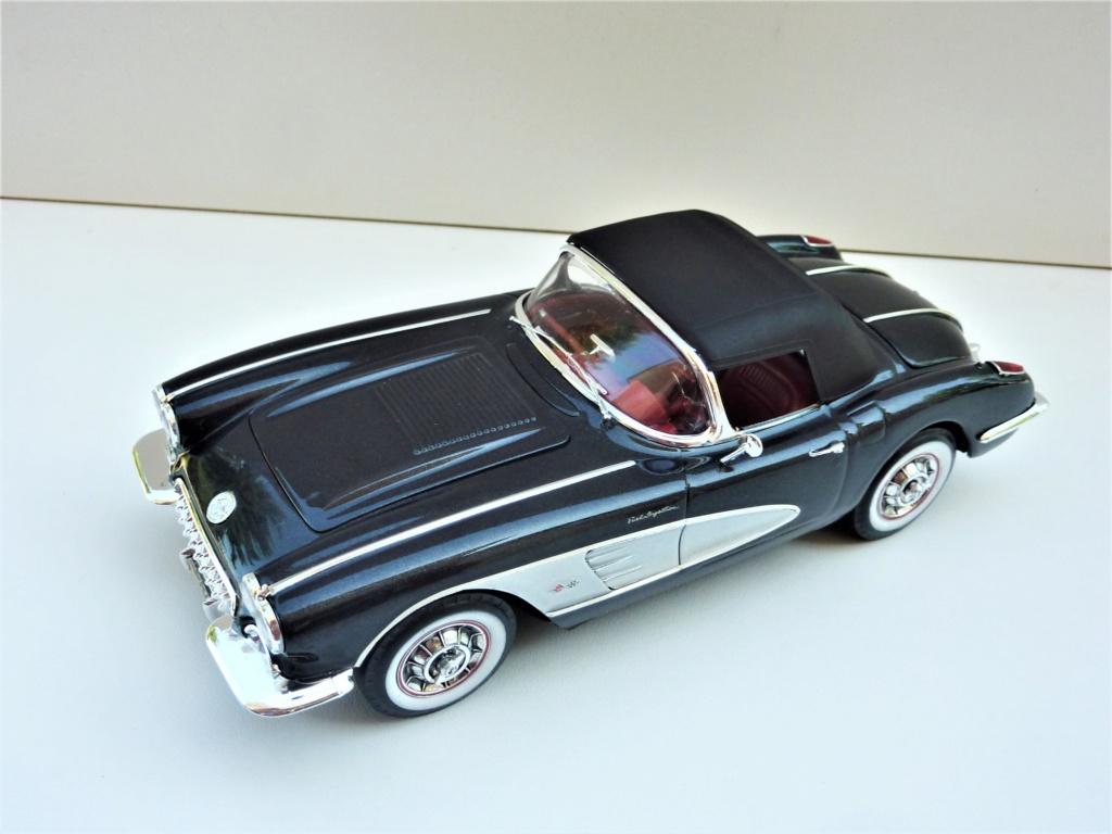 Corvette 1958 terminée Photo534
