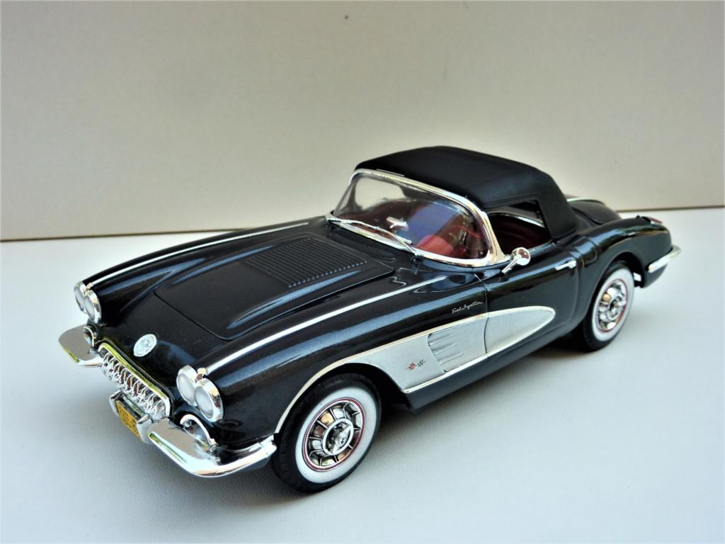 Corvette 1958 terminée Photo535