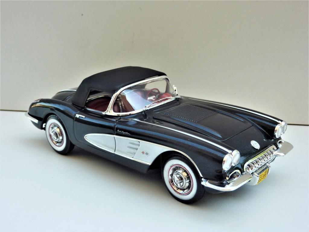 Corvette 1958 terminée Photo536