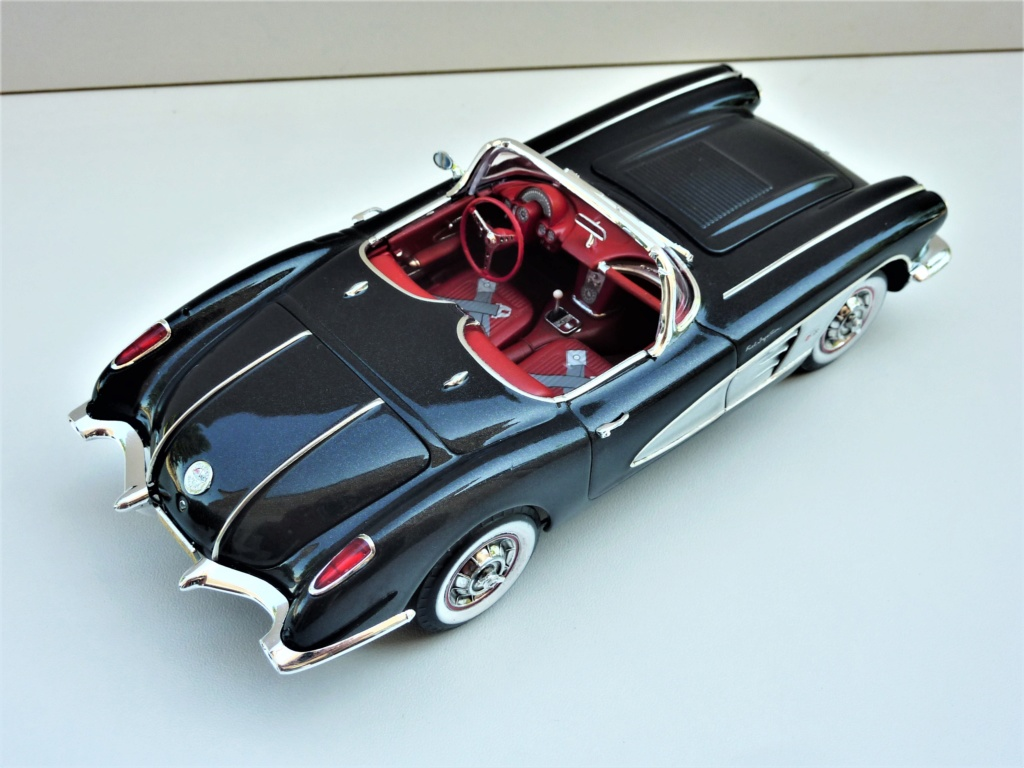Corvette 1958 terminée Photo537