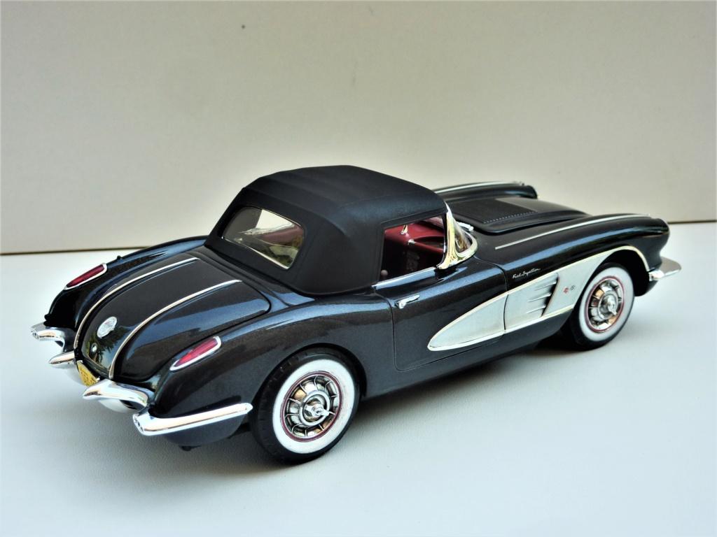 Corvette 1958 terminée Photo538
