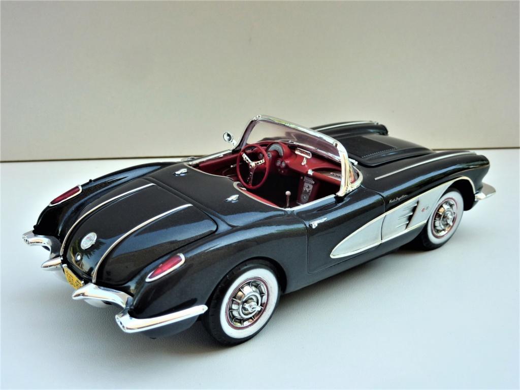 Corvette 1958 terminée Photo539