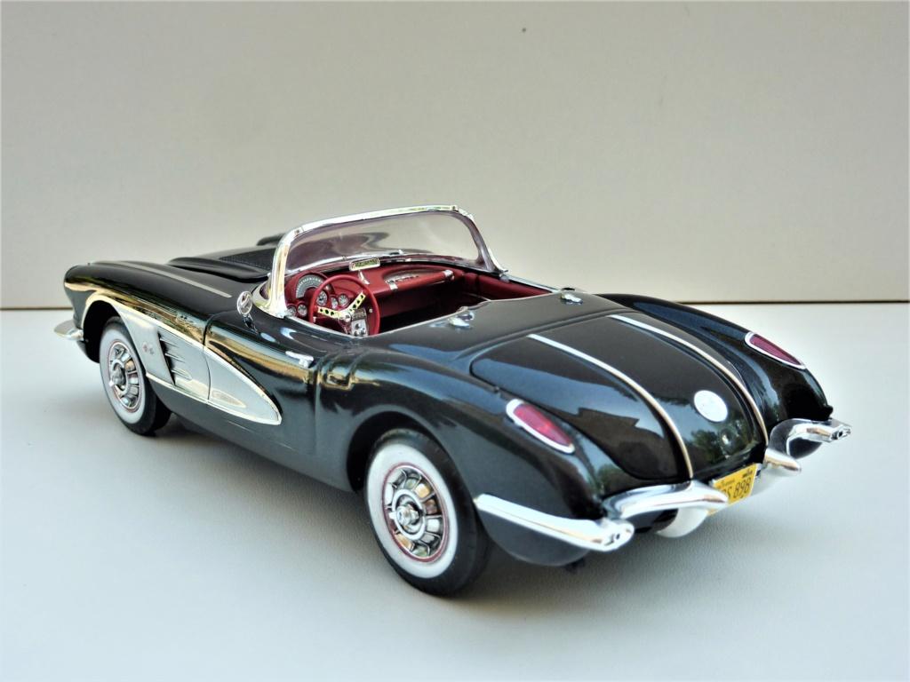 Corvette 1958 terminée Photo541