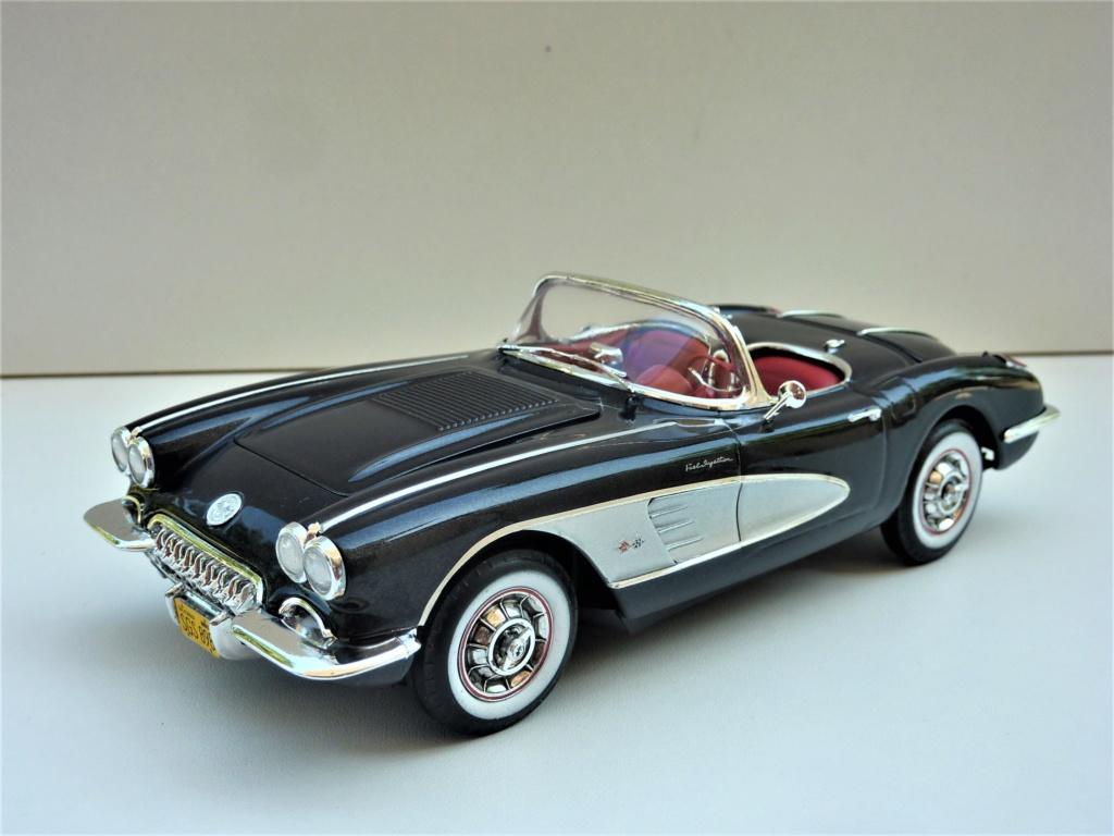 Corvette 1958 terminée Photo542