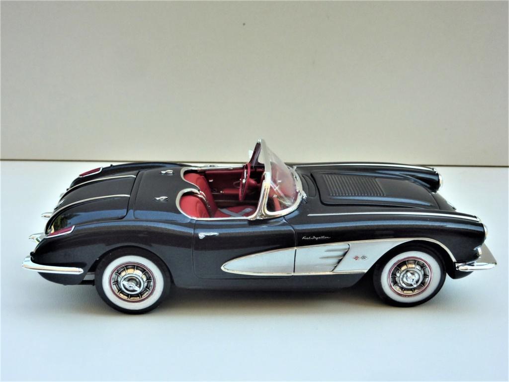 Corvette 1958 terminée Photo543