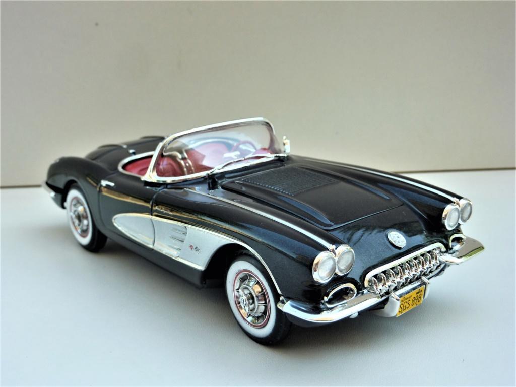 Corvette 1958 terminée Photo544