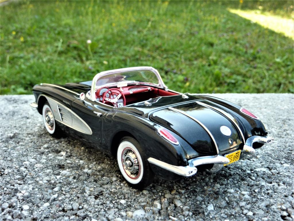 Corvette 1958 terminée Photo546