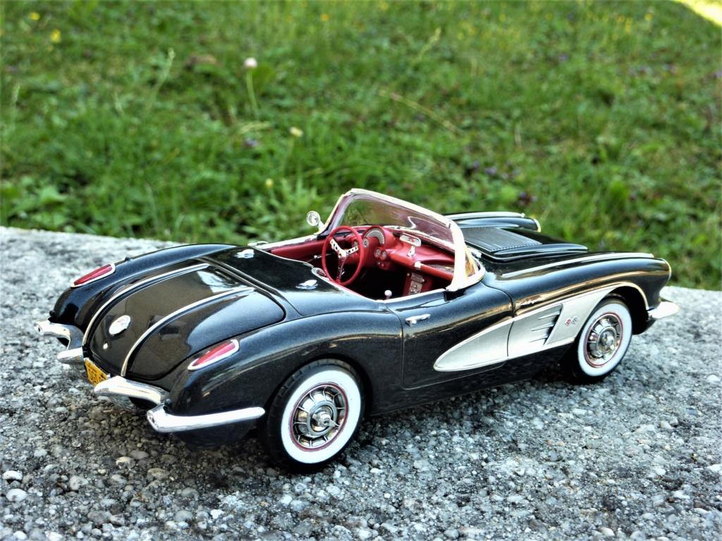 Corvette 1958 terminée Photo547