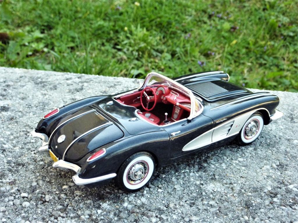 Corvette 1958 terminée Photo548