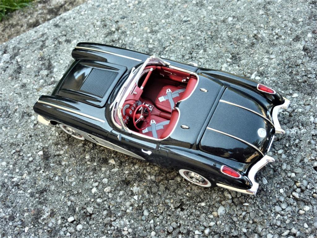 Corvette 1958 terminée Photo549