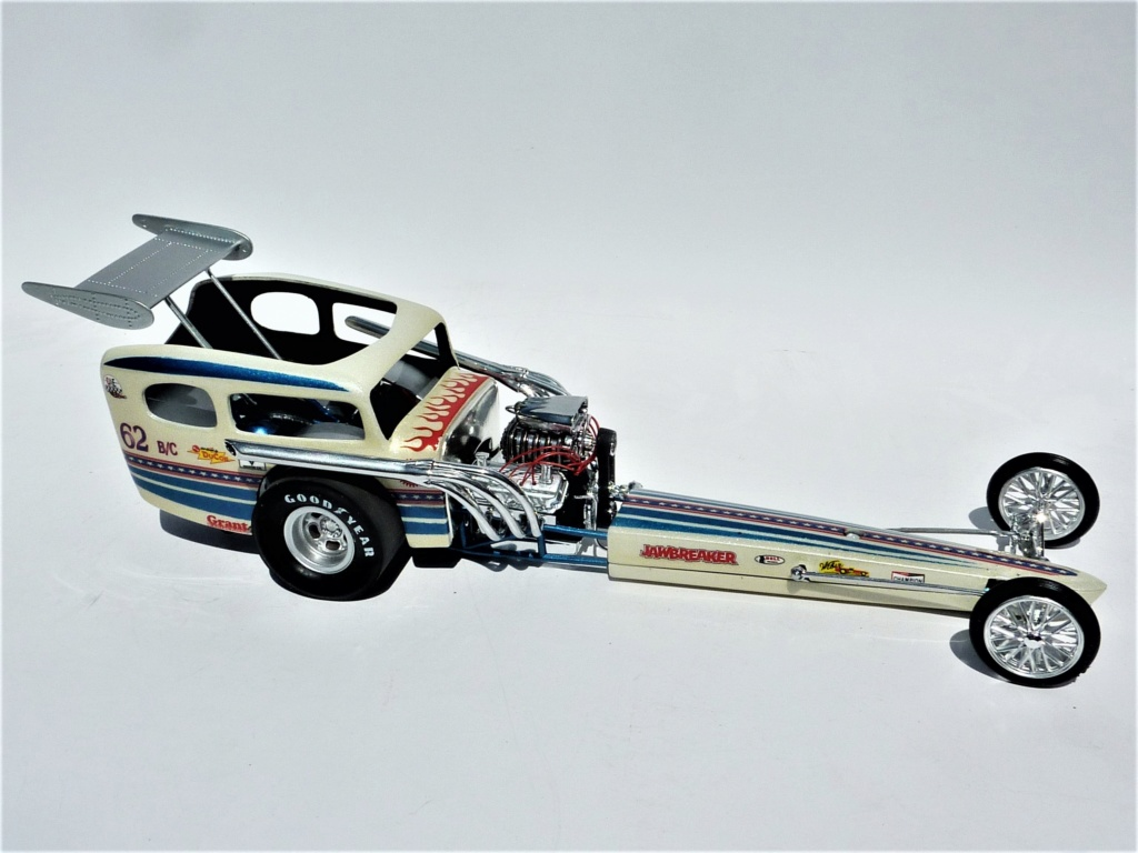 "Rail dragster ""Jawbreaker"" terminé Photo566"