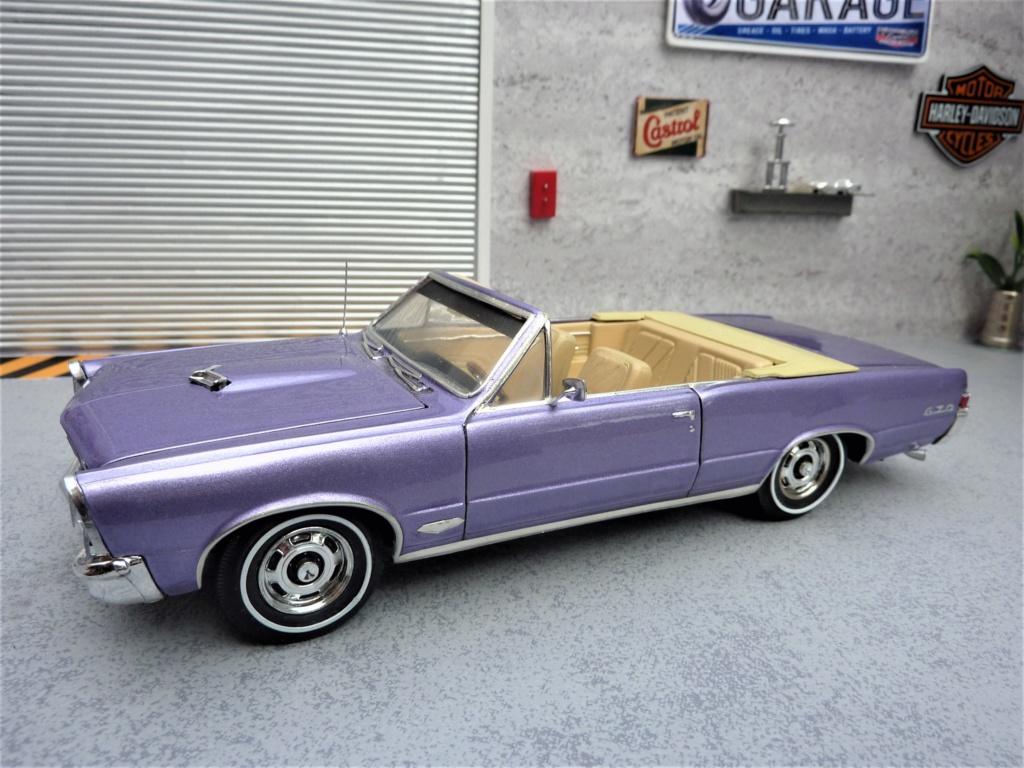 Pontiac gto 65 réstaurée  Photo607