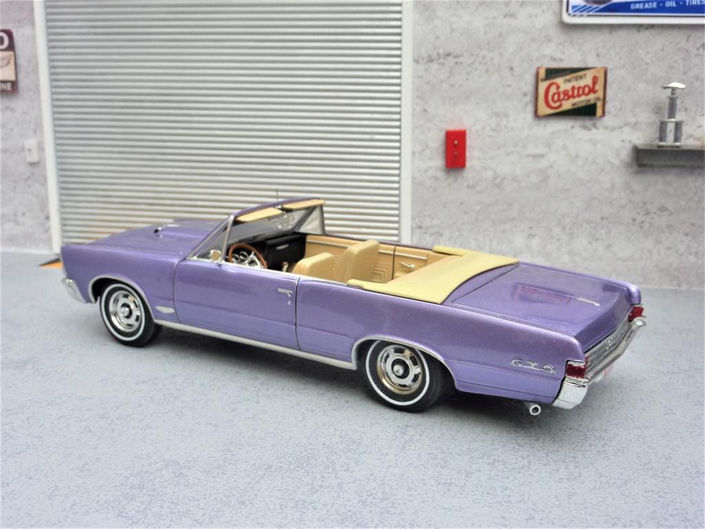 Pontiac gto 65 réstaurée  Photo608