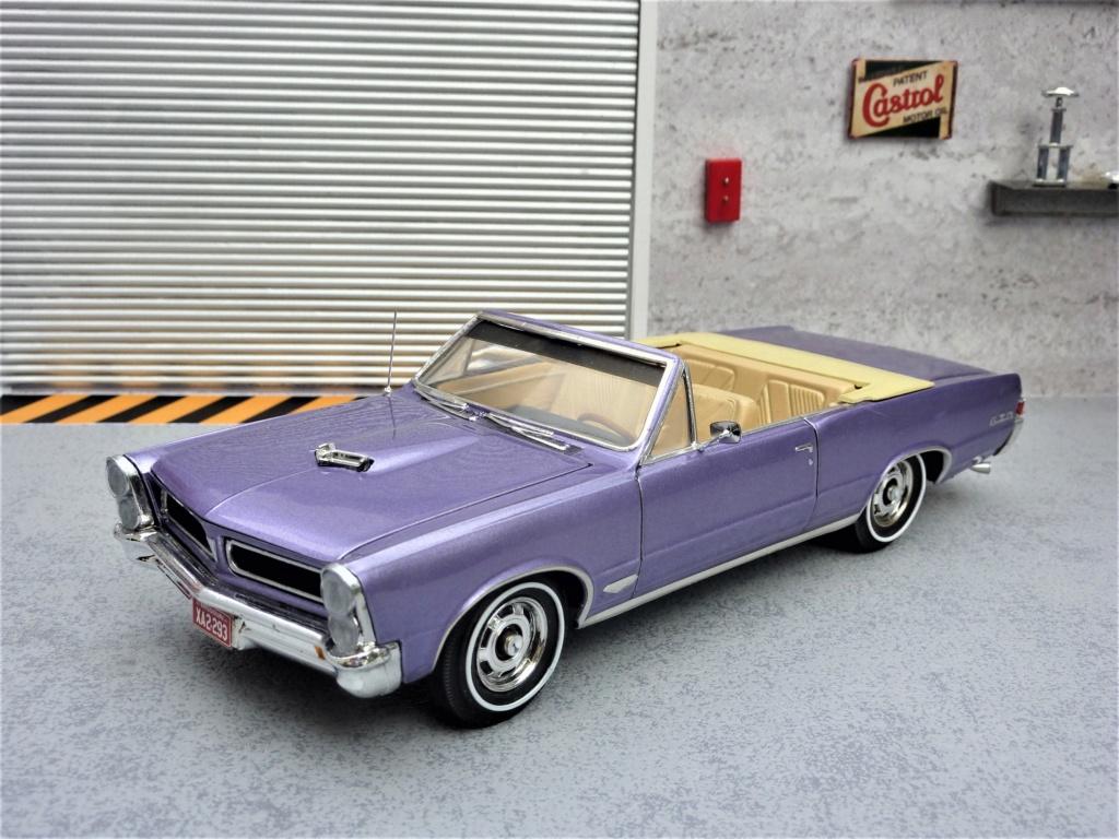 Pontiac gto 65 réstaurée  Photo609
