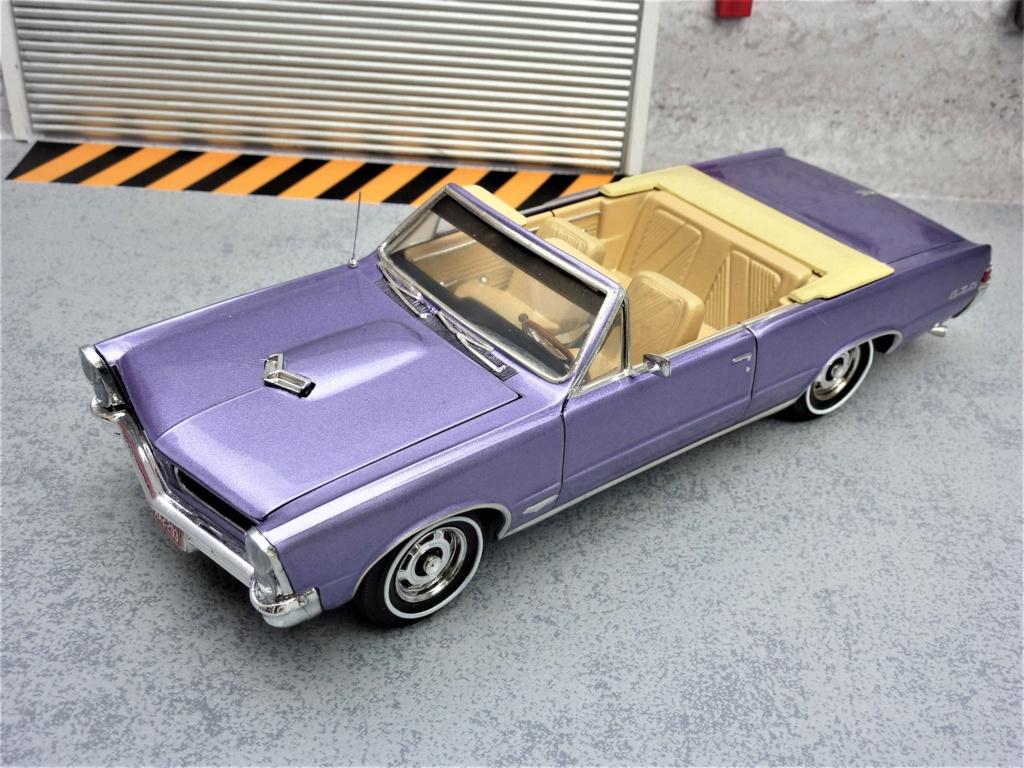 Pontiac gto 65 réstaurée  Photo614