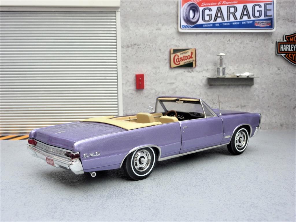Pontiac gto 65 réstaurée  Photo615