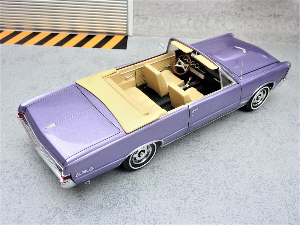 Pontiac gto 65 réstaurée  Photo616