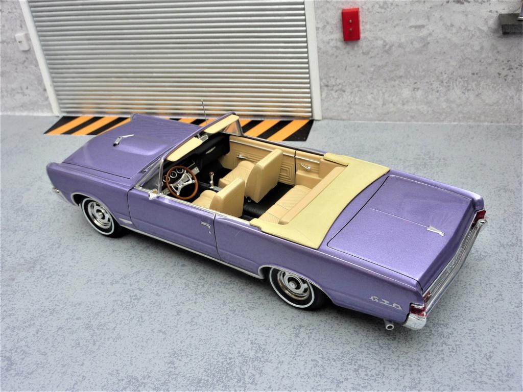 Pontiac gto 65 réstaurée  Photo617
