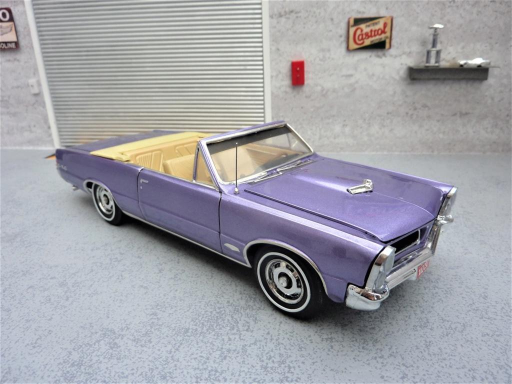 Pontiac gto 65 réstaurée  Photo618